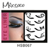 2016 cheapest tattoo eyeliner temporary/private label liquid eyeliner/makeup eye shadow