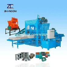 QTY4-20A Hydraulic fly ash brick making machine in india price
