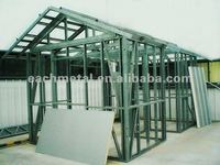 modular kit prefab one room house
