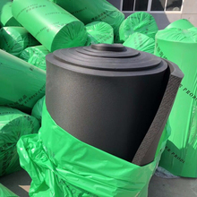 thermal insulation foam rubber sheet