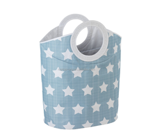Hot Selling Wholesale Bathroom Storage Colored Folding Laundry Hamper