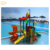 Professional water slide parks,amusement water slide HF-G127A