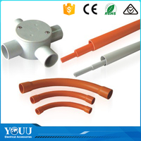 YOUU Hight Quality Products Australia SAA White Orange Plastic Pvc Pipe Fitting Brand Name