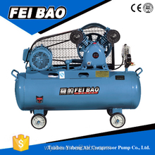 IndustriaBasic Use Italy Petrol Electrical And Two Function Petrol And Electrical Piston Air Compressor High And Low Pressure