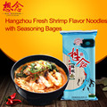 Xiang Nian Brand Wholesale Instant Noodles with Fresh Shrimp Taste Seasoning Bags