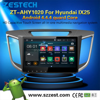 android car dvd player for Hyundai IX25 Creta android multimedia player with WiFI bluetooth Radio 3G GPS android dvd player