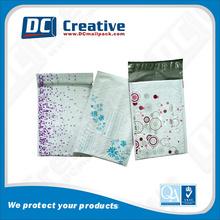 Custom Logo Printed Express Bubble Shipping Envelope / Poly Bubble Mailer / Plastic Bubble Courier Mailing Bag