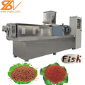 Automatic fish feed extrusion machinery