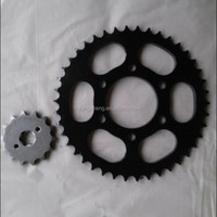 bajaj ct100 chain sprocket