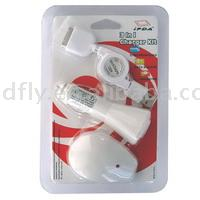 3 in1 Charger Kit II for iPod nano/for video/for iPhone