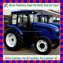 Made-in-China 75HP 80HP 85HP 90HP 95HP 100HP 4WD Agricultural Farm Wheel Tractors for sale