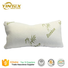 Customized Bamboo Filling Shredded Memory Foam Pillow