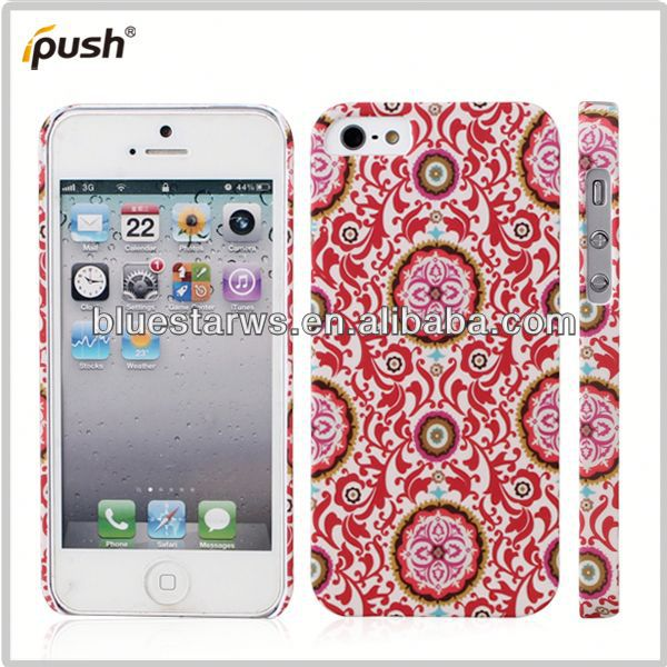 Brand new pc case for iphone5 Hard PC Case for Iphone5