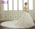SL-22 New Arrival Alibaba Wedding Dress 2017