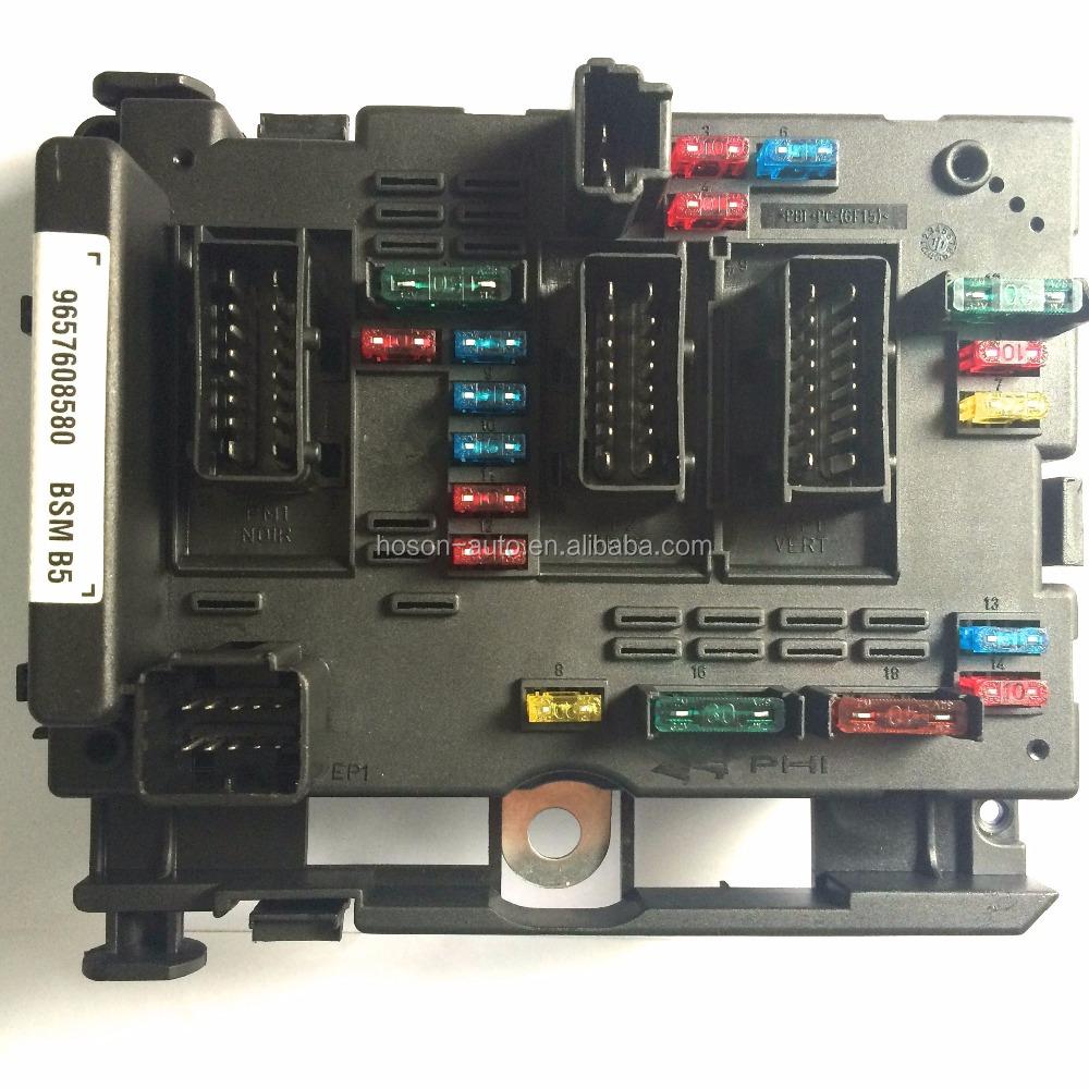 peugeot 206 fuse box 6500 y1 9657608580 9657608780 bsm b5 b3 buy peugeot fuse box peugeot