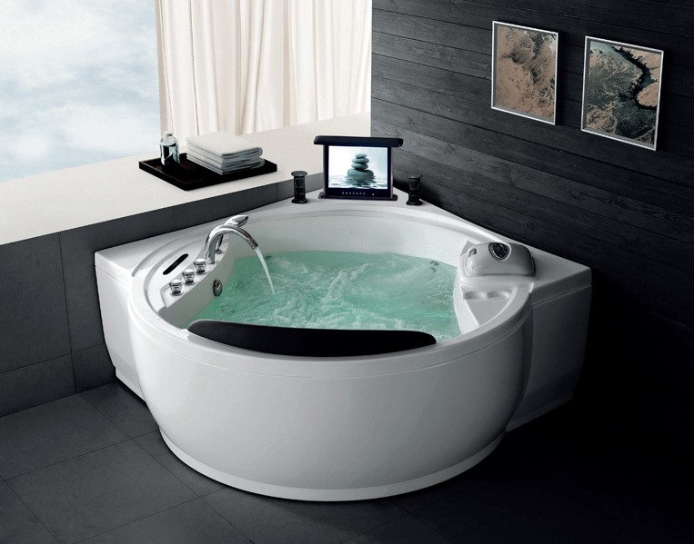 k 627 autoportante acrylique air bain remous massage. Black Bedroom Furniture Sets. Home Design Ideas