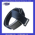 Custom Durable Canvas Man Belt With Buckle