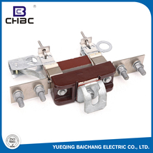 CHBC ISO9001 Approved Low Voltage Ceramic Fuse Holder / Fuse Block / Fuse Carrier