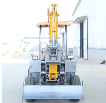 Hydraulic mini construction excavator for sale