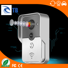 Wireless doorbell wifi camera night vision Auto Alarm system PIR motion detection