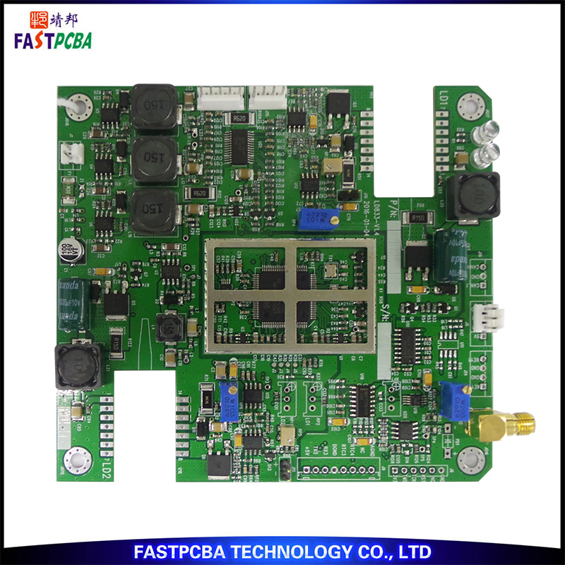 Washing machine control panel PCB assembly and PCBA manufacture