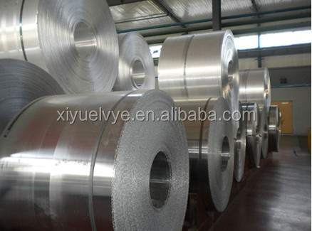 aluminum roofing coil building material, industrial aluminum coil, low cost price aluminum coil