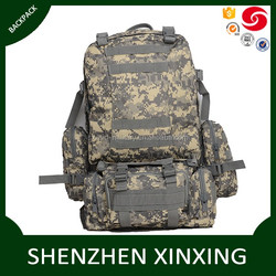 capacity 30-40L 600D waterproof polyester military backpack .small military backpack