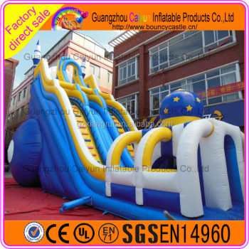 Giant Commercial Kids Inflatable Water Slide with Factory Prices