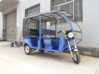 battery operated tricycle for passenger