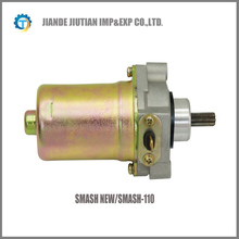 SMASH NEW/SMASH 110 motorcycle starter motor CCW for Indonesia market