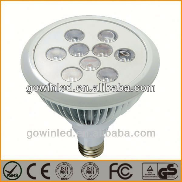 factory price 9w e27 par38 ,LED lamp spot led encastrable infrared led heat lamp