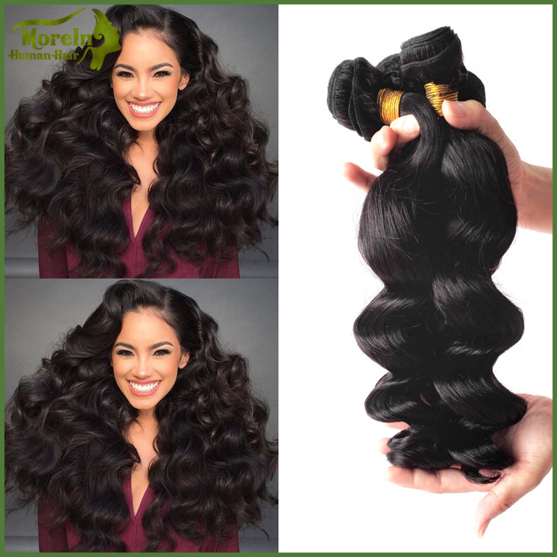 High Quality Alibaba Express Hot Beauty Hair Brazilian Hair Weave Full Cuticle Remy 100% Human hair extension