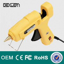 New item DELE HL-A hot melt glue gun with CE RoHs certifications
