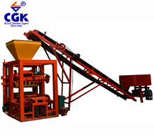 Brand new 4-26 cement brick maker concrete paver for sale block boring machine