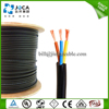 co2 pvc welding cable !! overload capacity electrical wire and cable
