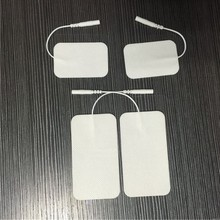 Self-adhesive tens electrode pad for digital therapy machine