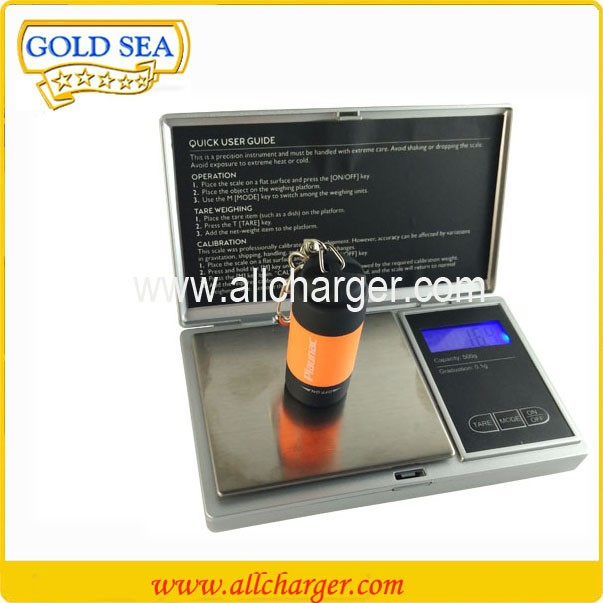 mini touch jewelry scales with digital pocket 0.01