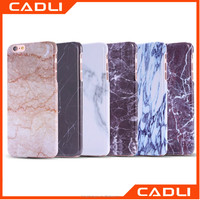 HOT Marble Phone Case Ultra Thin Slim Smooth Back Hard PC Phone Case Cover for iPhone 6s 6 plus 5 5s