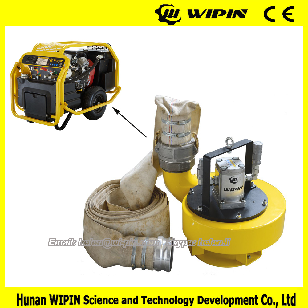 hydraulic power Flood Irrigation water pumps
