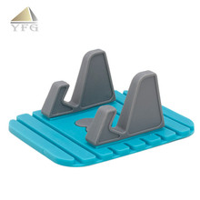 Wholesale price silicone phone stand holder, phone holder for car
