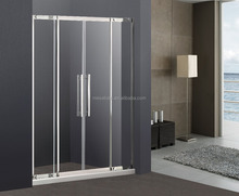 CHINA 2016 sanitary ware brand smart glass shower door Production factory