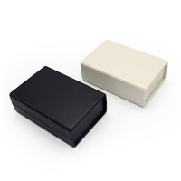 China suppliers plastic electronic enclosure for PCB 135x90x45mm