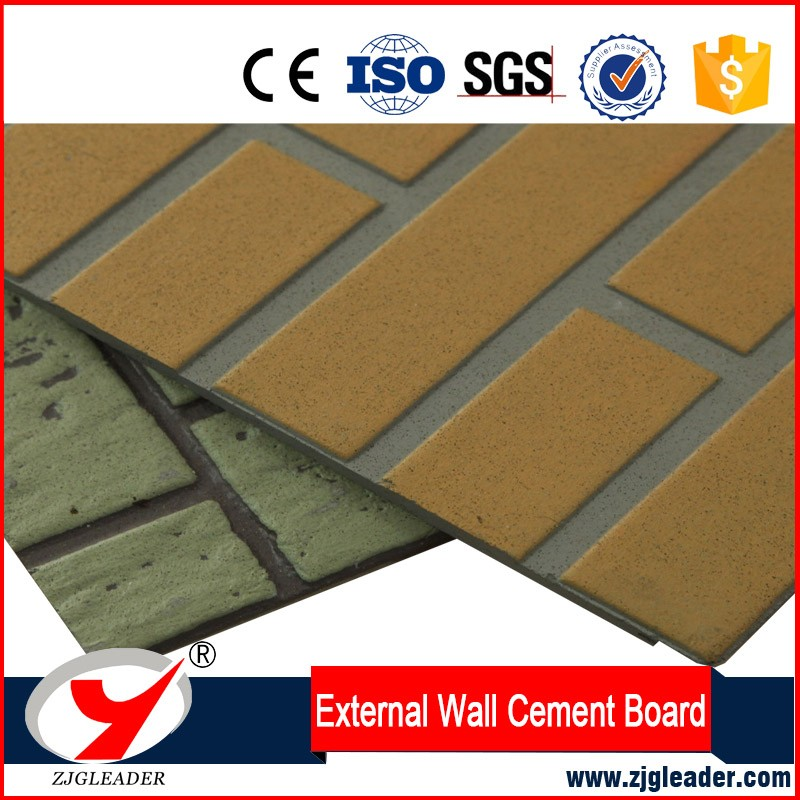 Exterior Wall Siding Panel Waterproof Fireproof Exterior