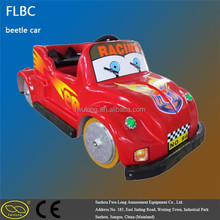 Children's electric toy car baby round battery remote control double drive car children car electric