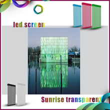 Transparent Super Light Cabinet Outdoor Flexible Oled Screen Led Display Screen