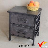 shabby chic industrial french mini size furniture