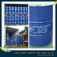 china manufacture price 99% solvent for sale methylene chloride