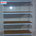Hot Selling Corrosion Protection Feature Angle Steel Shelf