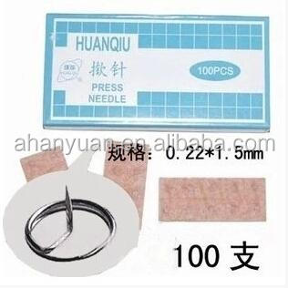 traditional chinese treatment HUANQIU acupuncture needle hard needle suitable for beginners