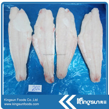 fillet frozen Pangasius in fish